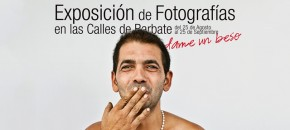"""1ª Intervención Urbana """"Dame Un Beso"""". Barbate"""