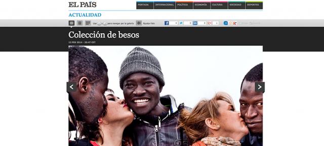 Nos han publicado una Galería en El País!!